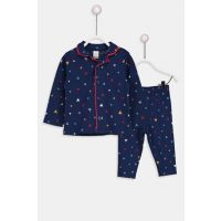 Baby Boy Boy Pajamas Suit 8WH400Z1