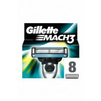 Mach3 Replacement Razor Blades With 8 Pieces 3014260243548