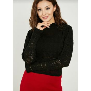 Women Blouse Black