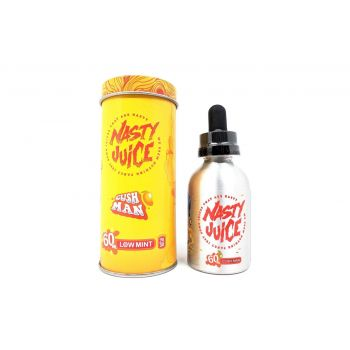 NASTY - CUSH MAN  LOW MINT 60ML