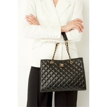 Black Women's Shoulder Bag 05PO16K1315