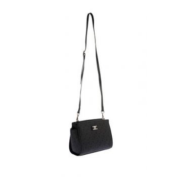 Black Women's Shoulder Bag 05PO16K1117