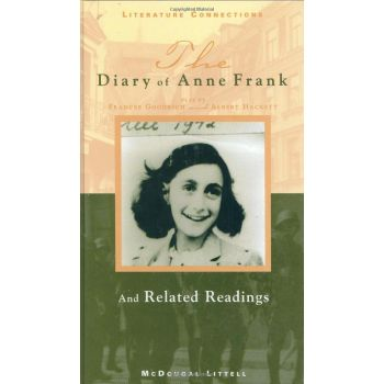 McDougal Littell by Anne Frank - Play Student Editon Grade (English) , McDougal Littel