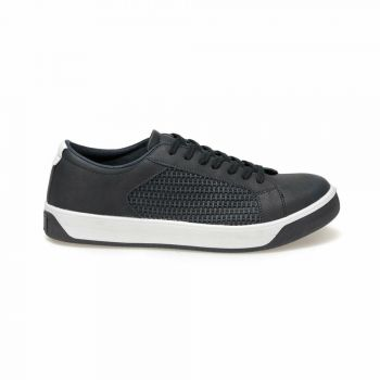 SA28LE047-400 Navy Blue Men's Shoes