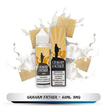 GRAHAM FATHER 60ML 3MG