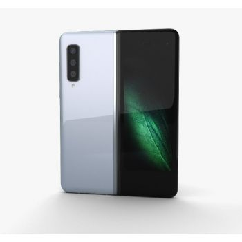 Galaxy Fold Space Silver 512GB