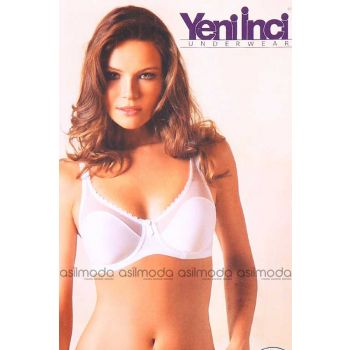Underwire Lifting Bra - Skin