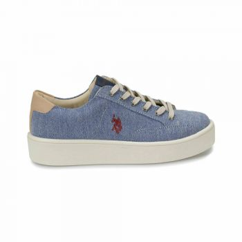 MARIQ Blue Women's Sneaker Shoes