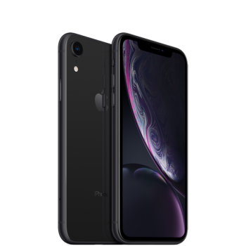 iPhone X🅁 Black 64GB 1 Sim