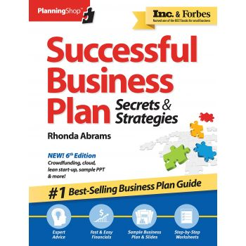 Successful Business Plan: Secrets & Strategies (English).  Rhonda Abrams