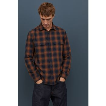 Cotton Shirt Regular Fit