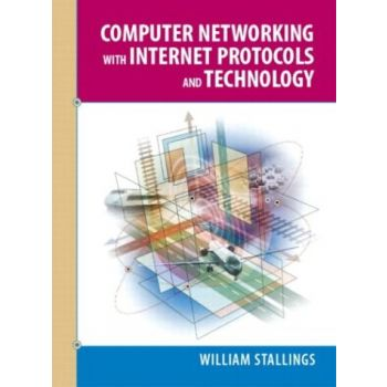Computer Networking with Internet Prot (English), William Stallings