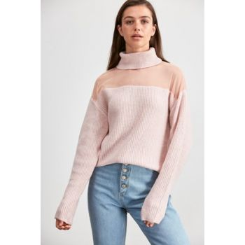 Powder Turtleneck Sweater TWOAW20KZ0910
