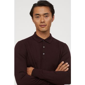 Merino Wool Long Sleeve Top