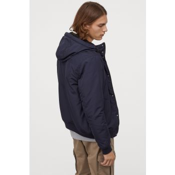 Hooded Filled Jacket