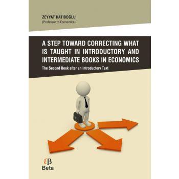 A Step Toward Correcting Books in Economics (English). Zeyyat Hatiboğlu