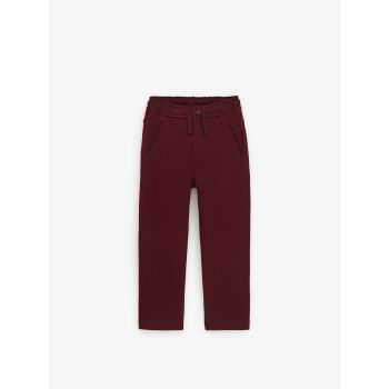 NEEDLECORD JOGGING TROUSERS