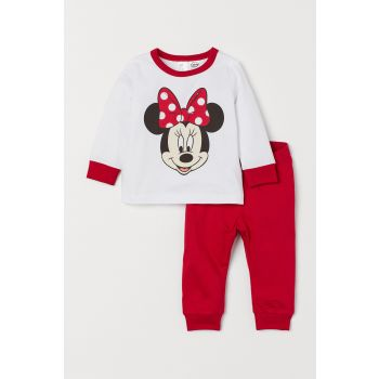 Jersey Pajamas Set