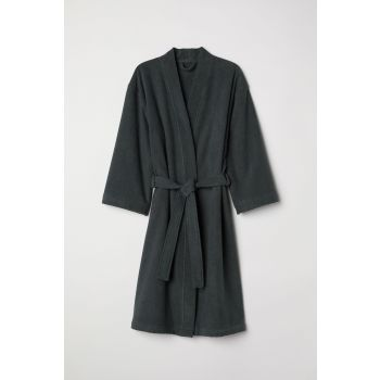 Toweling Dressing Gown