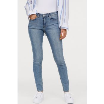 Super Skinny Regular Jeans  Light blue