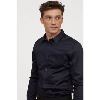 Cotton Shirt Slim Fit