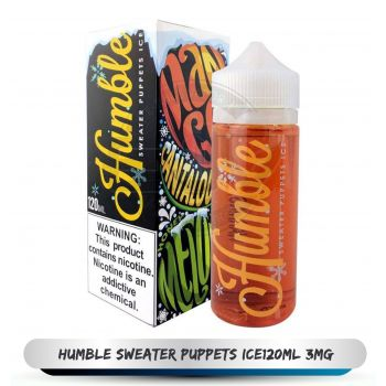 HUMBLE SWEATER PUPPETS ICE120ML 3MG