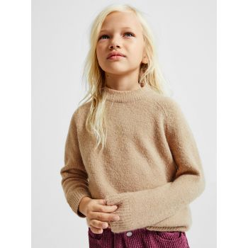BASIC RAGLAN SLEEVE SWEATER