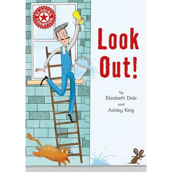 Reading Champion: Look out !: Independent Reading Red 2 (English),  Elizabeth Dale