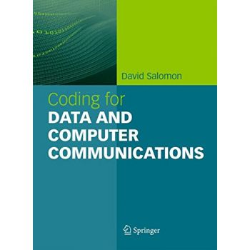 Coding for Data and Computer Communications (English) , David Salomon