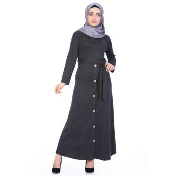 Front Buttoned Dress 3700/145