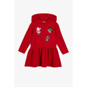 Red Girl Dress 0KKG87898AK