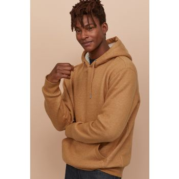 Hooded Down Lined Top