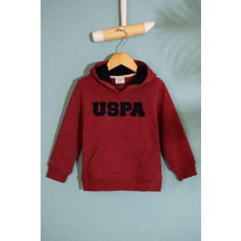 Red Standard Sweatshirt