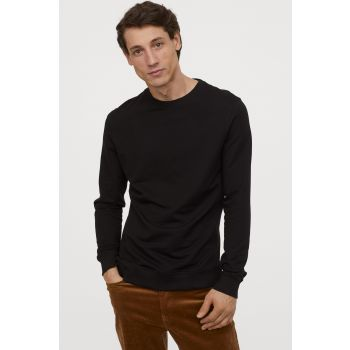 Sweatshirt Slim Fit