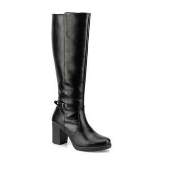 Polaris Black Women's Boots 92.312612.Z
