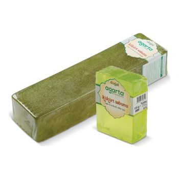 Agarta Handmade Natural Sulfur Soap 1400Gr