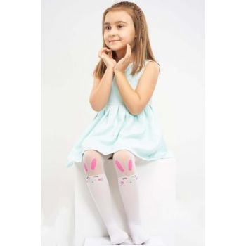 ITALIAN White Girl Children Pantyhose Magic 5138 ITL-5138
