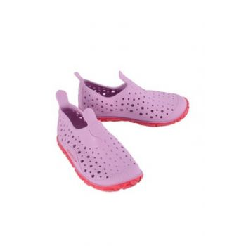 Jelly Baby Beach Shoes - Purple / Pink 8-079877979