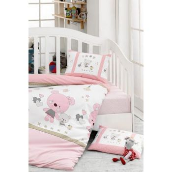Baby Class 100% Cotton Baby Duvet Cover LOLA