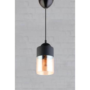 ENTEND Single Suspension light BLACK ASY045