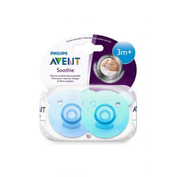 Philips Avent Scf194 / 04 Soothie False Pacifier 2 3+ Months 8710103742869