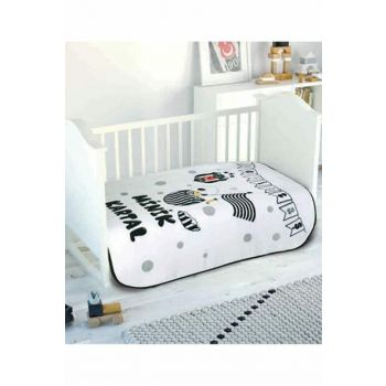 Licensed Baby Blanket-Besiktas Tiny Eagle 71250834