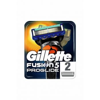 Fusion Proglide Replacement Razor Blades 2 in 7702018085897