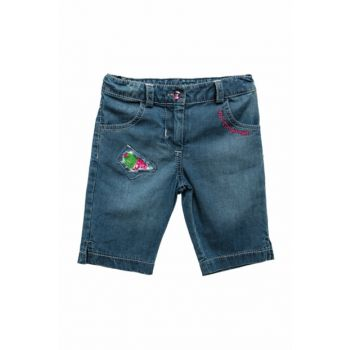 Blue Girl Children's Pants 81Z2FHR01