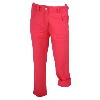 Pink Girl Kids Trousers 71Z4CBT01