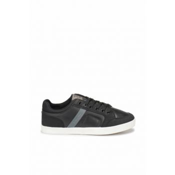 Black Men's Sneaker KEYA