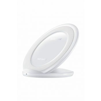 Wireless Fast Charger with Stand WHITE 0002342347254