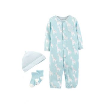 Layette Baby Boy Set of 3 - HQ 126H556