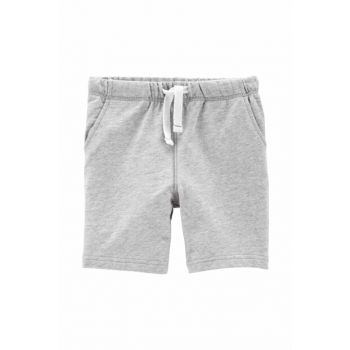 Gray Boys' Shorts 248H019