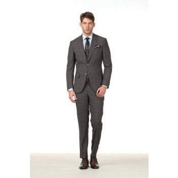 Micro Woven Suit - KP10110327